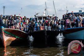 Masyarakat Kepulauan Seribu laksanakan tradisi ziarah antarpulau