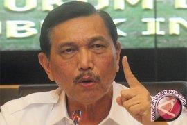 Luhut Pandjaitan tidak pernah kumpulkan DPD Partai Golkar
