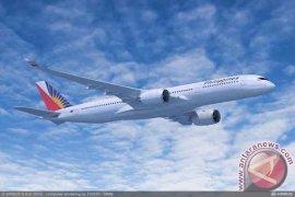 Alami kerusakan mesin, Philippine Airlines mendarat darurat usai lepas landas