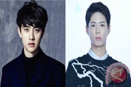EXO D.O dan Park Bo Gum Bersaing Raih Predikat Terpopuler
