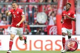 Muenchen Tutup Musim Dengan Kemenangan Manis 3-1 Atas Hannover