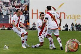 Rayo Vallecano promosi ke Liga Spanyol