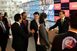 Presiden pelajari promosi industri hiburan di Seoul