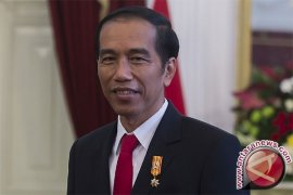 Presiden Jokowi dianugerahi sebagai warga kehormatan Seoul