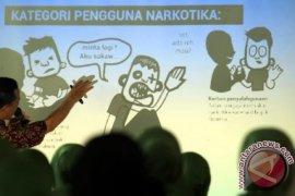 Penyuluhan P4GN Militer di Aceh