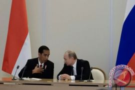 Hari ini di Sochi, Jokowi dikunjungi pengusaha Rusia dan PM Vietnam