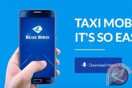 Taksi Blue Bird layani pembayaran nontunai