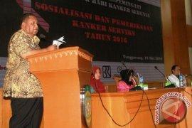 GOW Kutai Kartanegara Gelar Sosialisasi Kanker Serviks