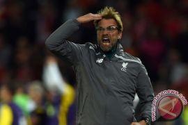 Klopp dibuat frustasi dengan kekalahan Liverpool di Swansea