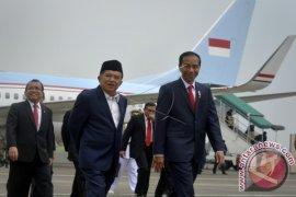 Jokowi Tiba Di Jakarta Akhiri Lawatan