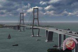"""Undang Wapres, """"groundbreaking"""" Jembatan Penajam-Balikpapan dijadwalkan April"""