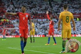 Rashford pencetak gol termuda ketiga Timnas Inggris