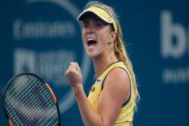 Svitolina akhiri debut impian Kostyuk di Australia Terbuka