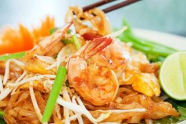 Menikmati Makanan Khas Tahiland, Pad Thai