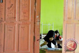 Anak-anak TKI di Malaysia tes masuk PTN di Indonesia