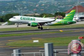 Citilink buka penerbangan perdana Medan-Yogyakarta pada 20 September