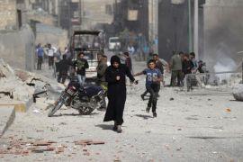 """Prancis """"prihatin"""" mengenai situasi di Idlib"""