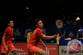 Ganda putra Indonesia pastikan tiket final Jerman Terbuka