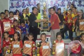 PB Pengairan Kaltim  Juara Umum Piala Walikota