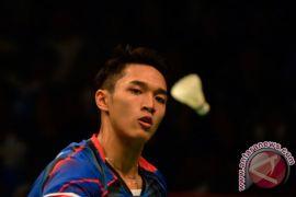 Ginting-Jonatan melaju ke perempat Malaysia Masters 2018