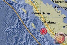 Gempa 6,5 SR lalu rusakkan 2.663 rumah di empat daerah