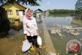 Banjir Rob di Lhokseumawe