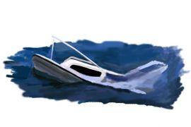 Sebuah perahu terbalik di India, sedikitnya 16 orang tewas