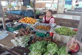 Harga Sayur di Ketapang Mulai Turun