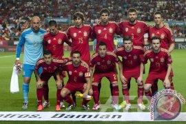 Spanyol kalah 0-1 dari Georgia pada laga persahabatan