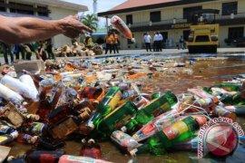 16 tewas akibat miras oplosan di Kota Palu