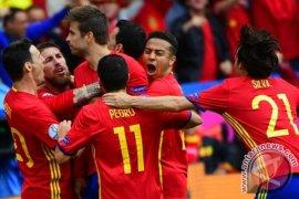 Gol Pique antar Spanyol taklukkan Ceko