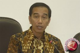Presiden Jokowi apresiasi emas Tontowi dan Liliyana