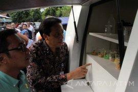 BPOM Temukan Makanan Mengandung Boraks di Tulungagung