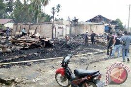Polisi: Tiga anak penyebab terbakarnya 13 ruko