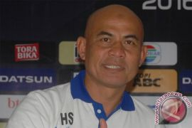 Persib siapkan mental hadapi Borneo FC