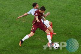 Smolov antarkan Rusia taklukkan Ghana 1-0