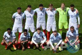 Inggris jadwalkan dua laga pemanasan Piala Dunia