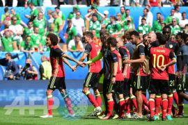 Piala Dunia - Skuad sementara Belgia, Radja Nainggolan tak dipanggil
