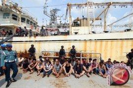 Tidak ada terluka dalam penangkapan kapal China