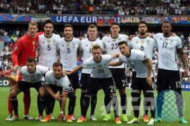 Julian Weigl absen perkuat Jerman saat lawan Azerbaijan