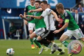 Jerman menang tipis 1-0 atas Irlandia Utara