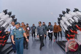 TNI jamin keamanan Presiden Jokowi di Natuna