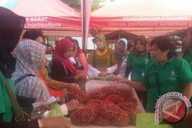 Dinas Pertanian Kalbar Gelar Pasar Tani