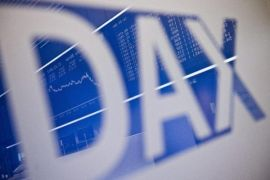 Indeks DAX-30 Jerman ditutup hampir datar