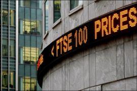Indeks FTSE-100 Inggris berakhir naik 0,71 persen