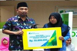 """580 Perusahaan Bangkalan Ikutkan Karyawannya """"Jamsostek"""""""