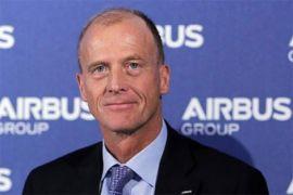 China pesan 140 unit pesawat Airbus