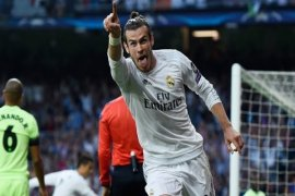 Real Madrid lumat Roma dengan telak 3-0