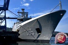 Koarmabar tangkap tiga kapal asing Vietnam-Singapura