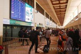Kenaikan Konsumsi Avtur di Bandara Juanda 9,4 Persen